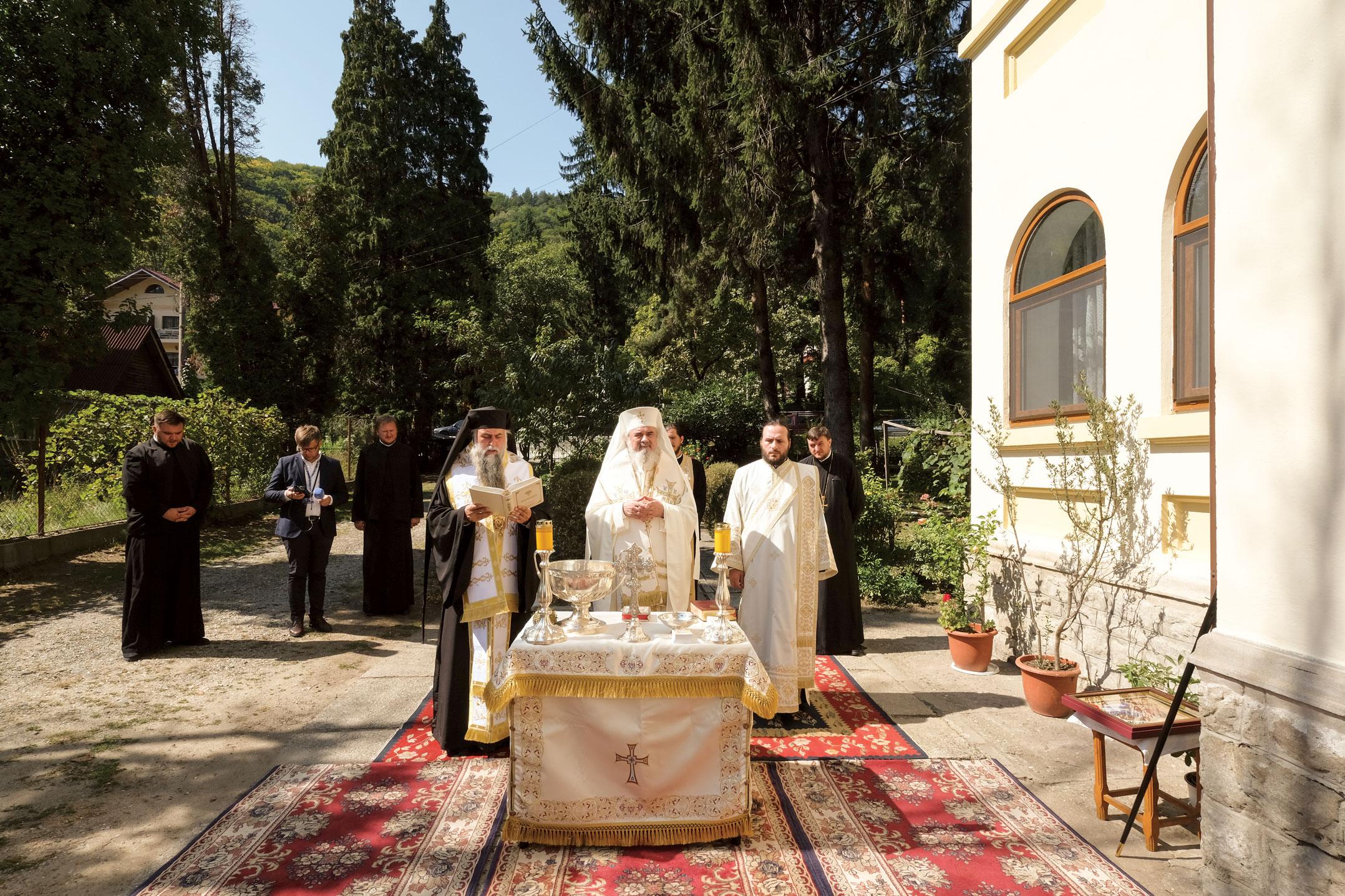 Continuarea unei moșteniri a Patriarhului Justinian