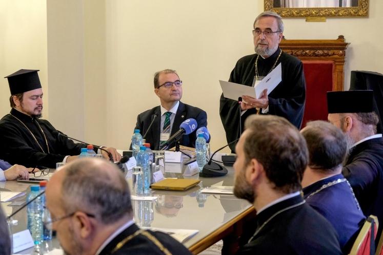 130 de ani de Drept bisericesc la Facultatea de Teologie Ortodoxă din București