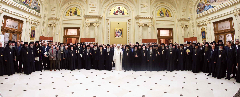 Şedință de lucru a noii Adunări Naționale Bisericești