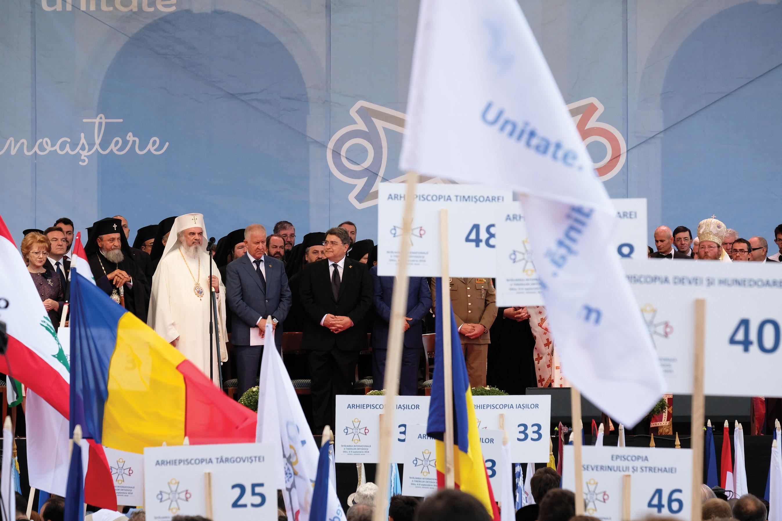 Întâlnirea Internațională a Tinerilor Ortodocși (ITO) la Sibiu