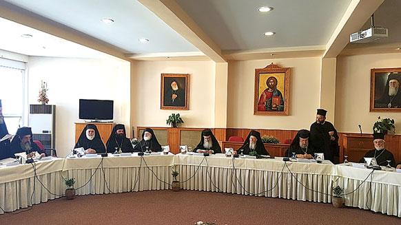 Academia Ortodoxă din Creta, la ceas aniversar