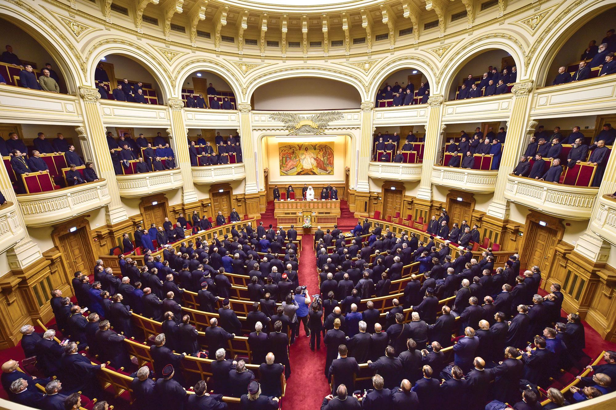 Conferința clericilor din Arhiepiscopia Bucureștilor