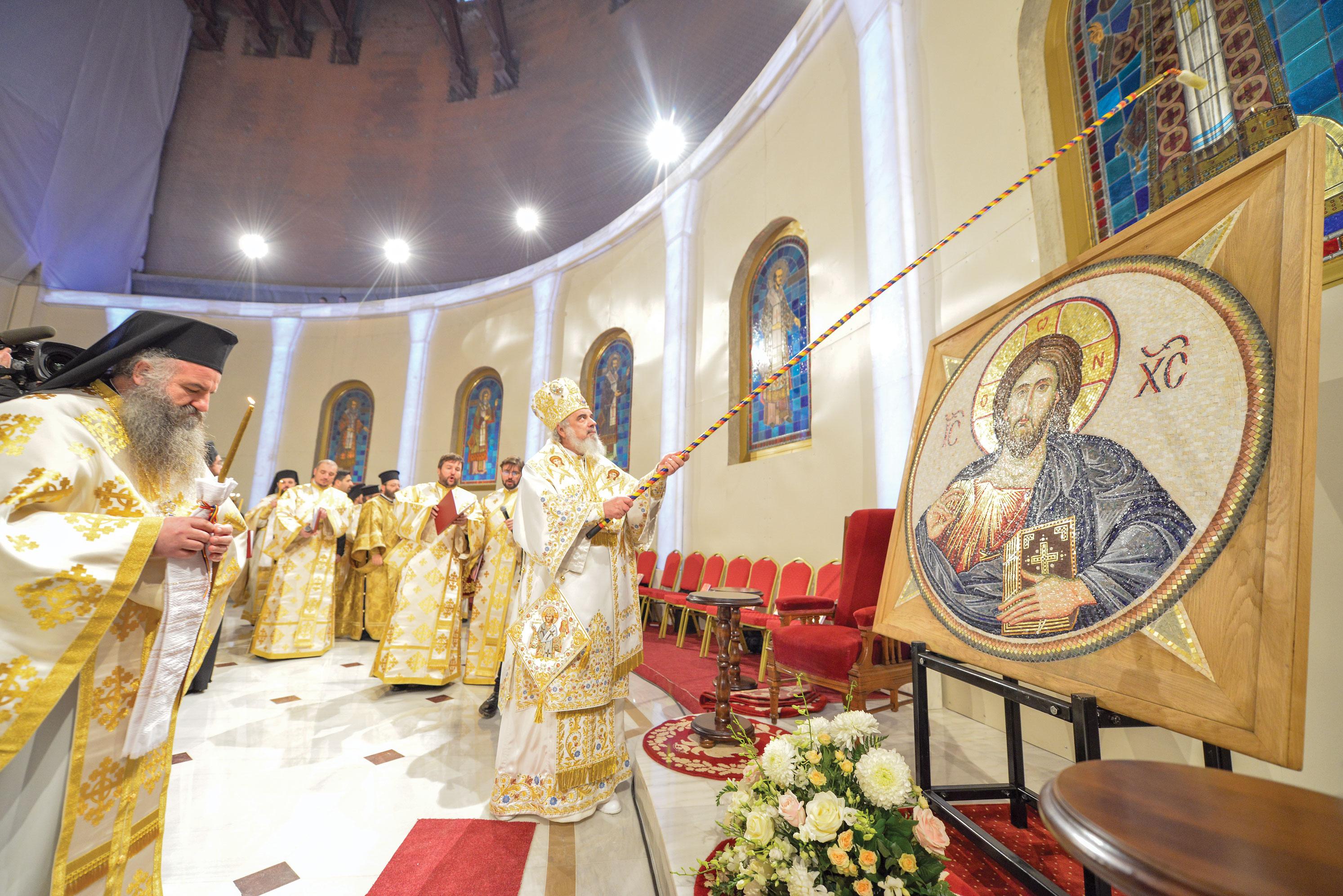 Catedrala Națională, un mare dar pentru poporul român
