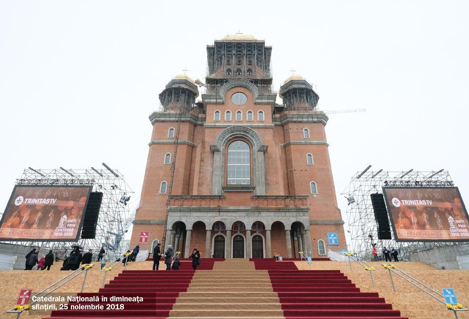 Catedrala Națională – o necesitate liturgică practică și un simbol al cinstirii eroilor români