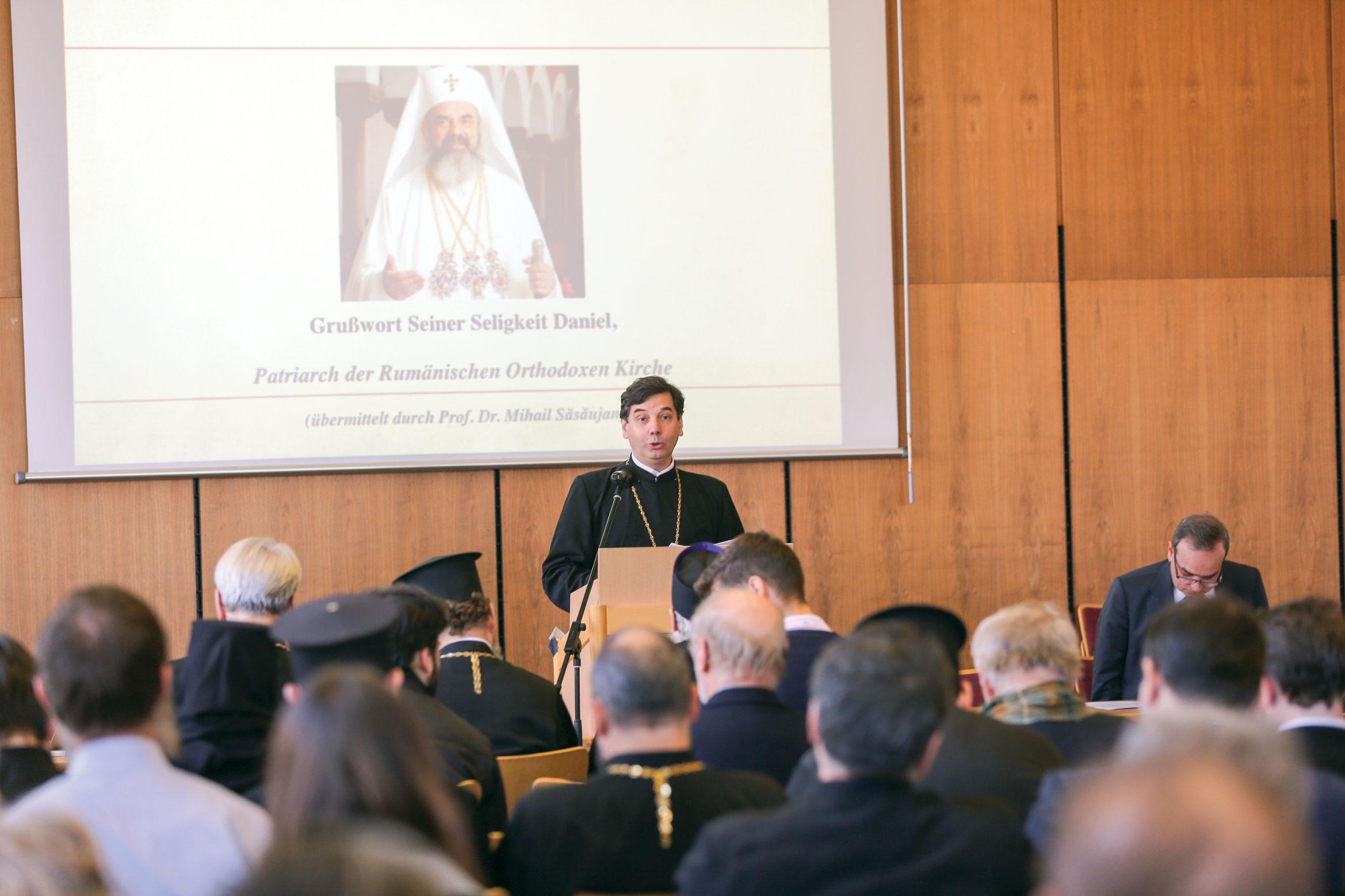 Ortodoxia românească – punte de legătură între Orient și Occident