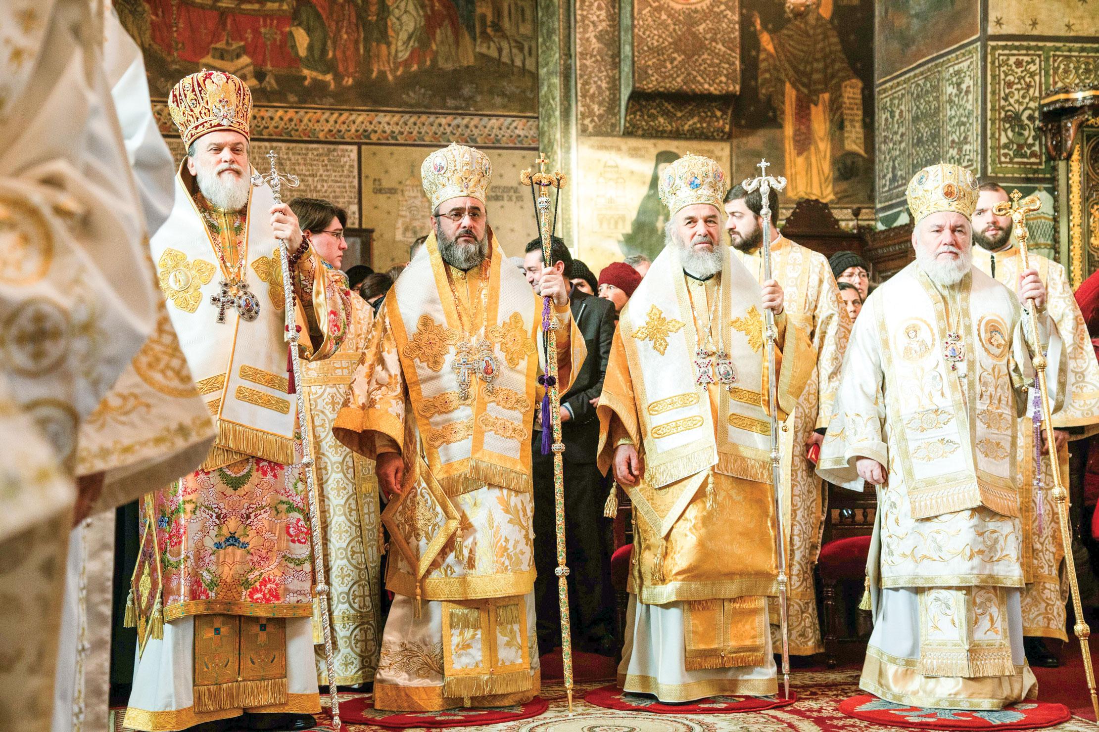 Sărbătoarea Sfântului Apostol Andrei la Galaţi