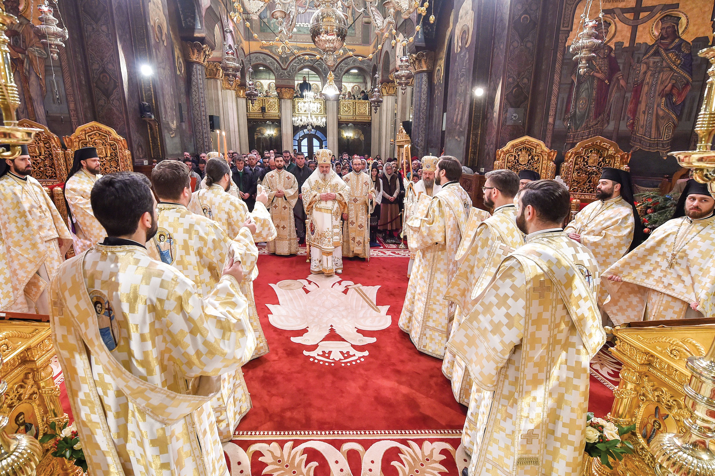 2019 – Anul satului românesc și al patriarhilor Nicodim Munteanu și Iustin Moisescu