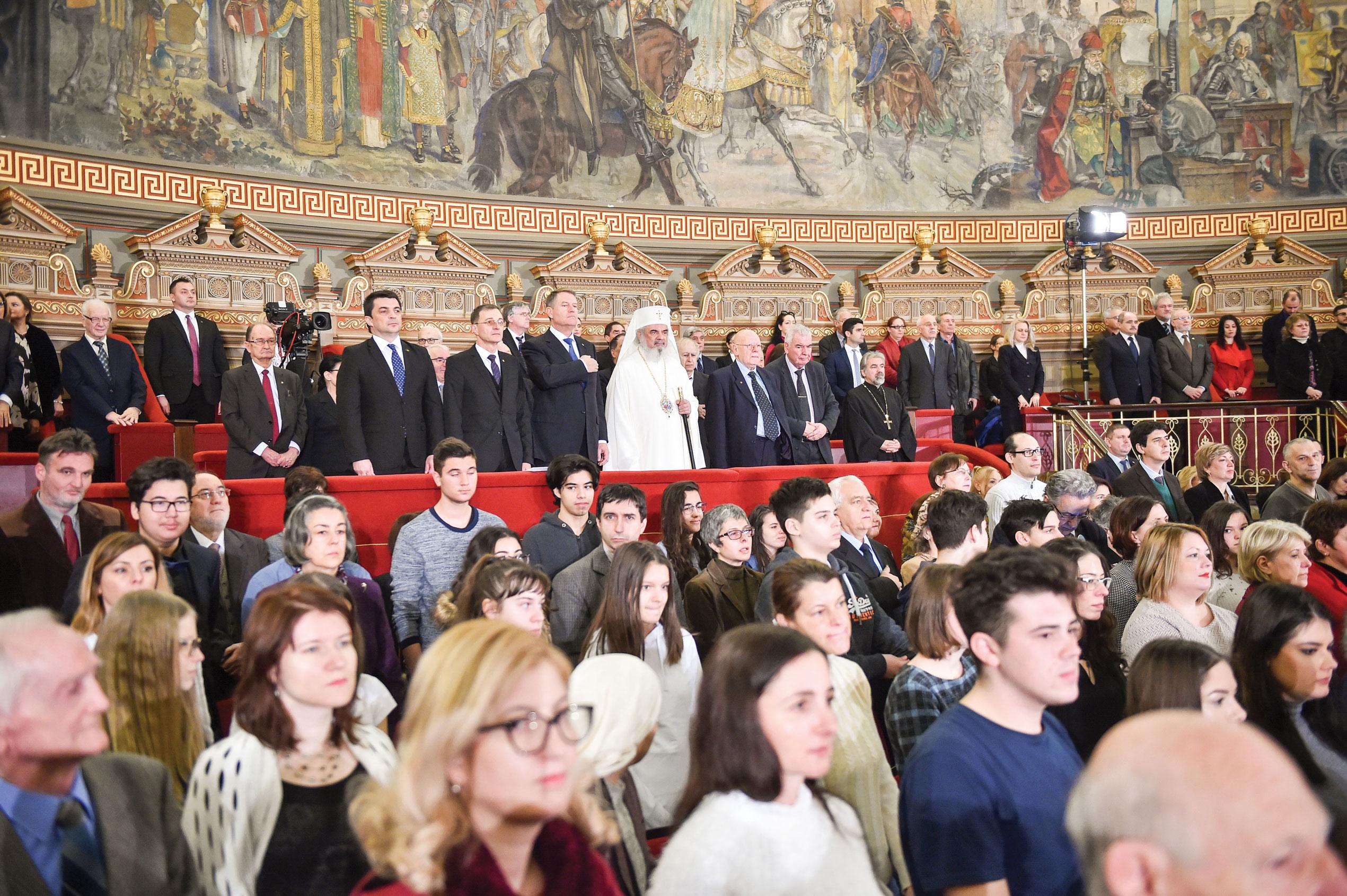 Ziua Culturii Naționale, la Ateneul Român