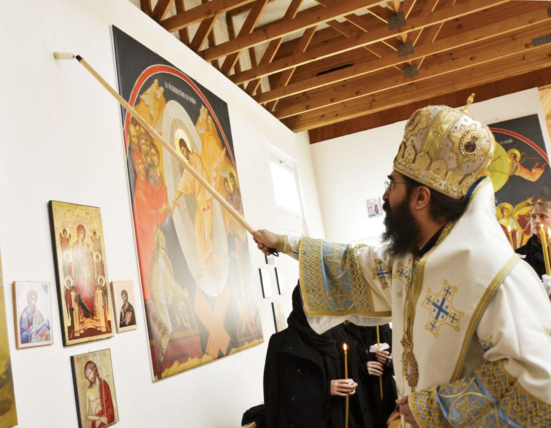 Un nou locaș de cult pentru românii din Franța