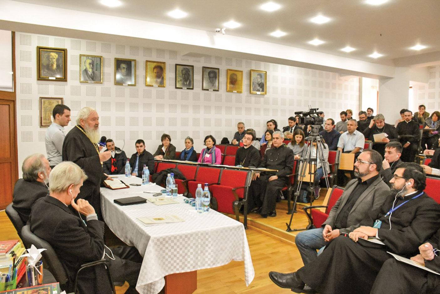 Simpozion internațional despre implicaţiile eclesiale şi sociale ale dogmei trinitare la Cluj-Napoca