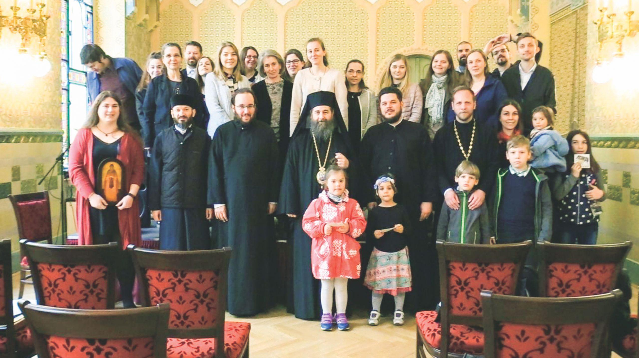 Asociația Tinerilor Ortodocși din Ungaria la ceas aniversar