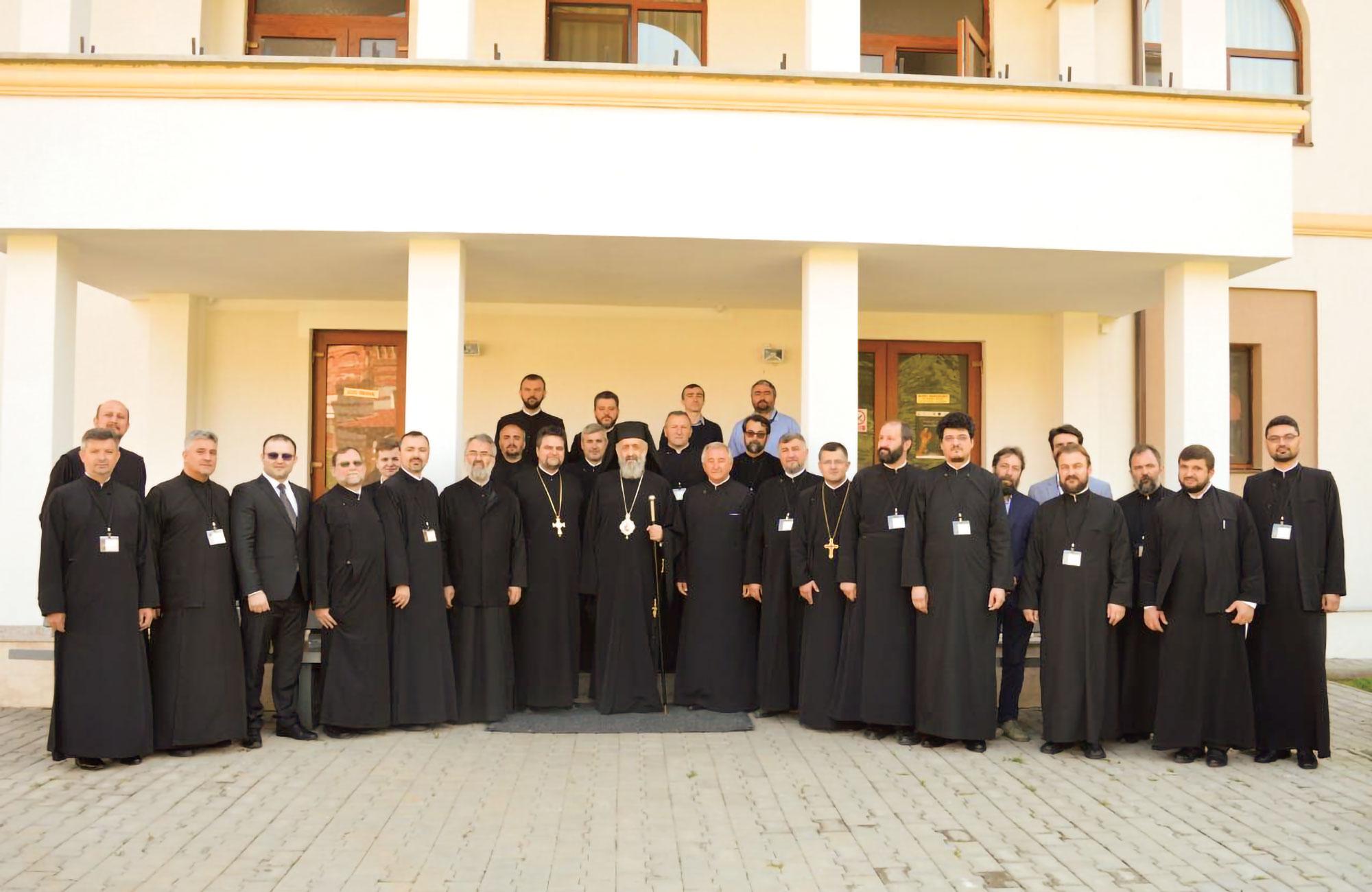 Întâlnirea anuală a Societății Bibliștilor Ortodocși Români la Alba Iulia
