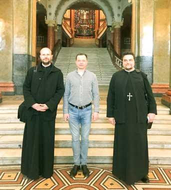 Colaborare între Școlile Doctorale de Teologie din Alba Iulia și Sofia