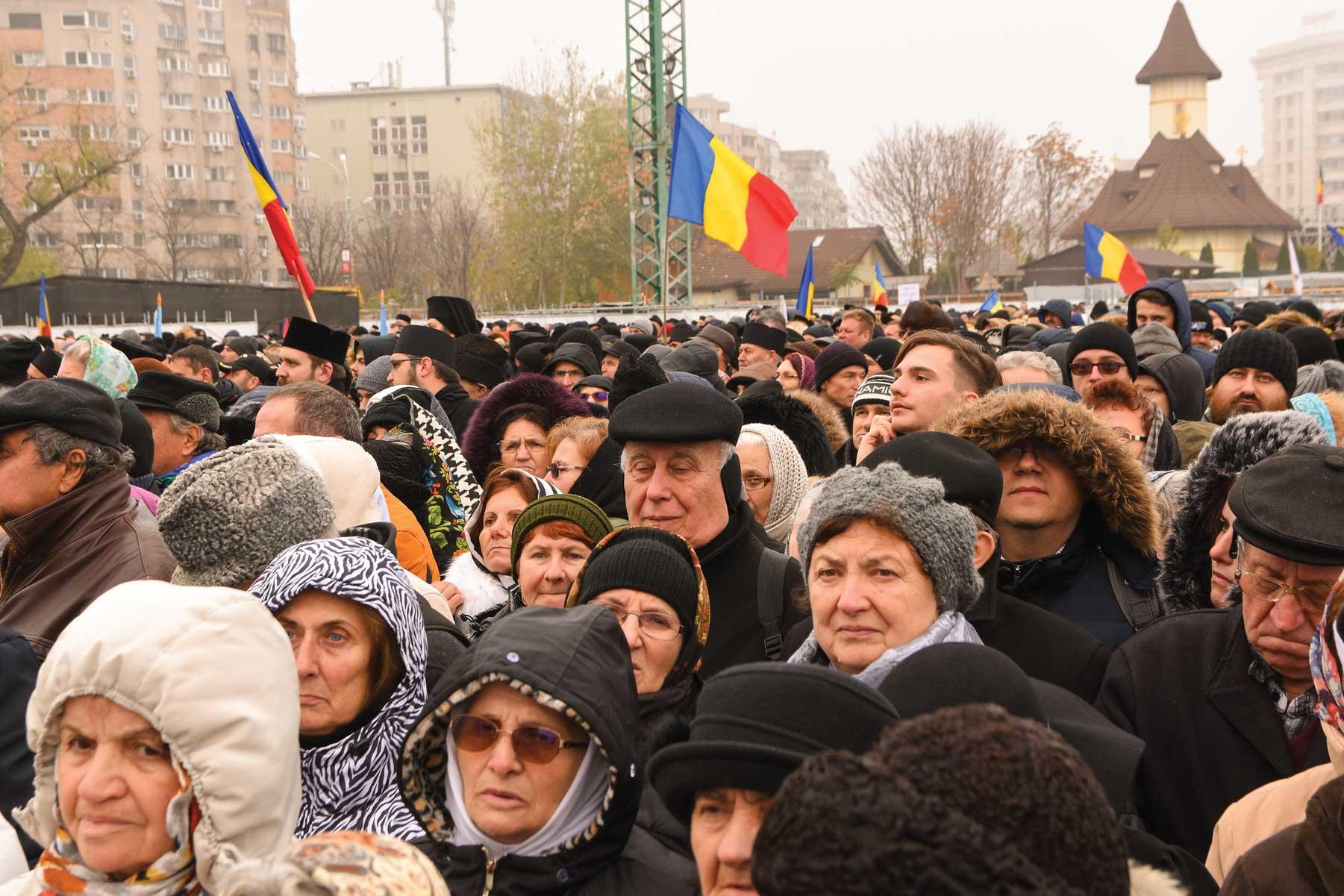Situația pelerinilor care au participat la sfințirea Catedralei Naționale