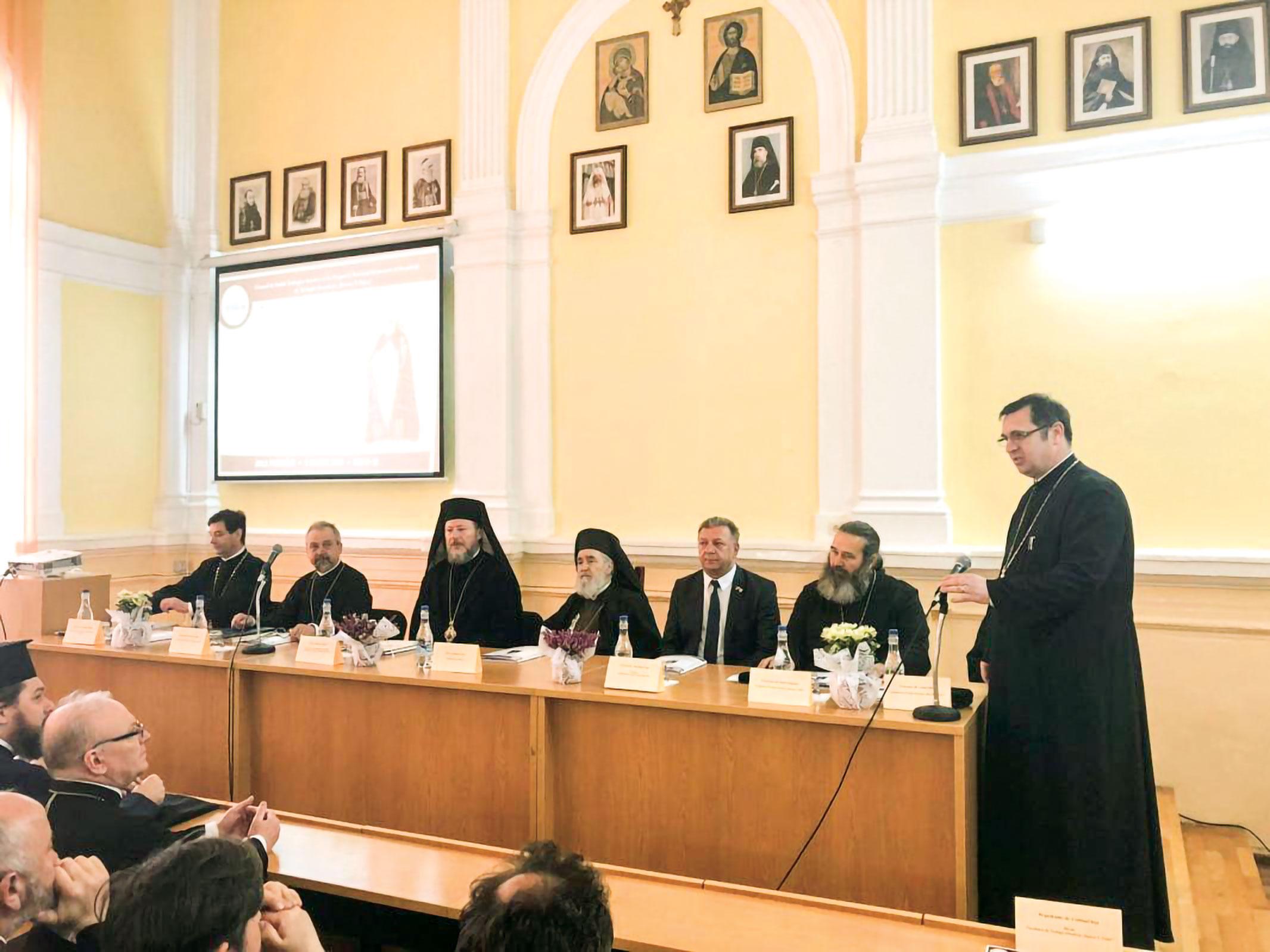 Conferință despre Patriarhul Nicodim Munteanu la Arad