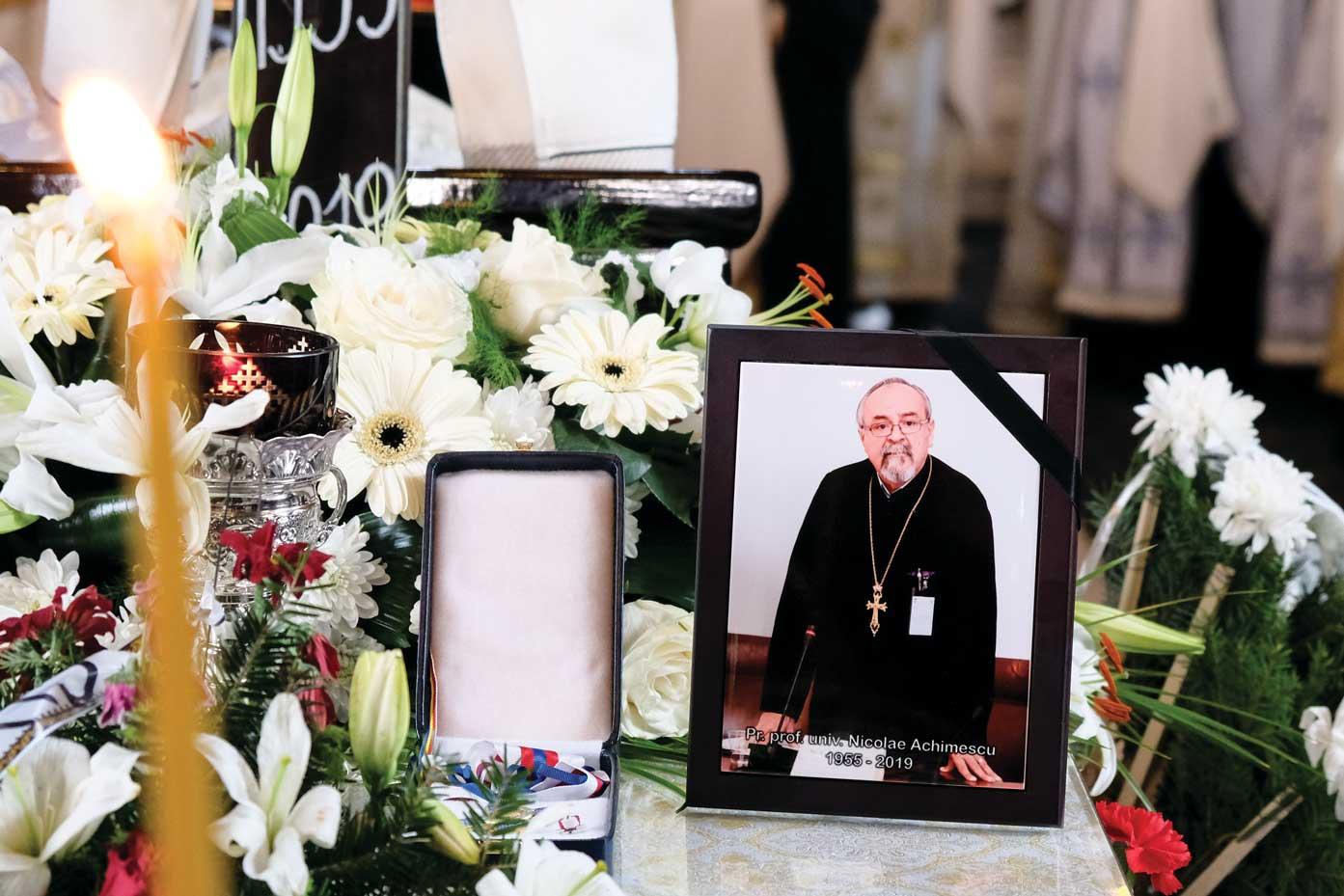 Părintele Nicolae Achimescu –  un profesor erudit, un om onest şi un teolog mărturisitor
