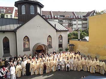 Adunare eparhială în Arhiepiscopia Germaniei, Austriei și Luxemburgului