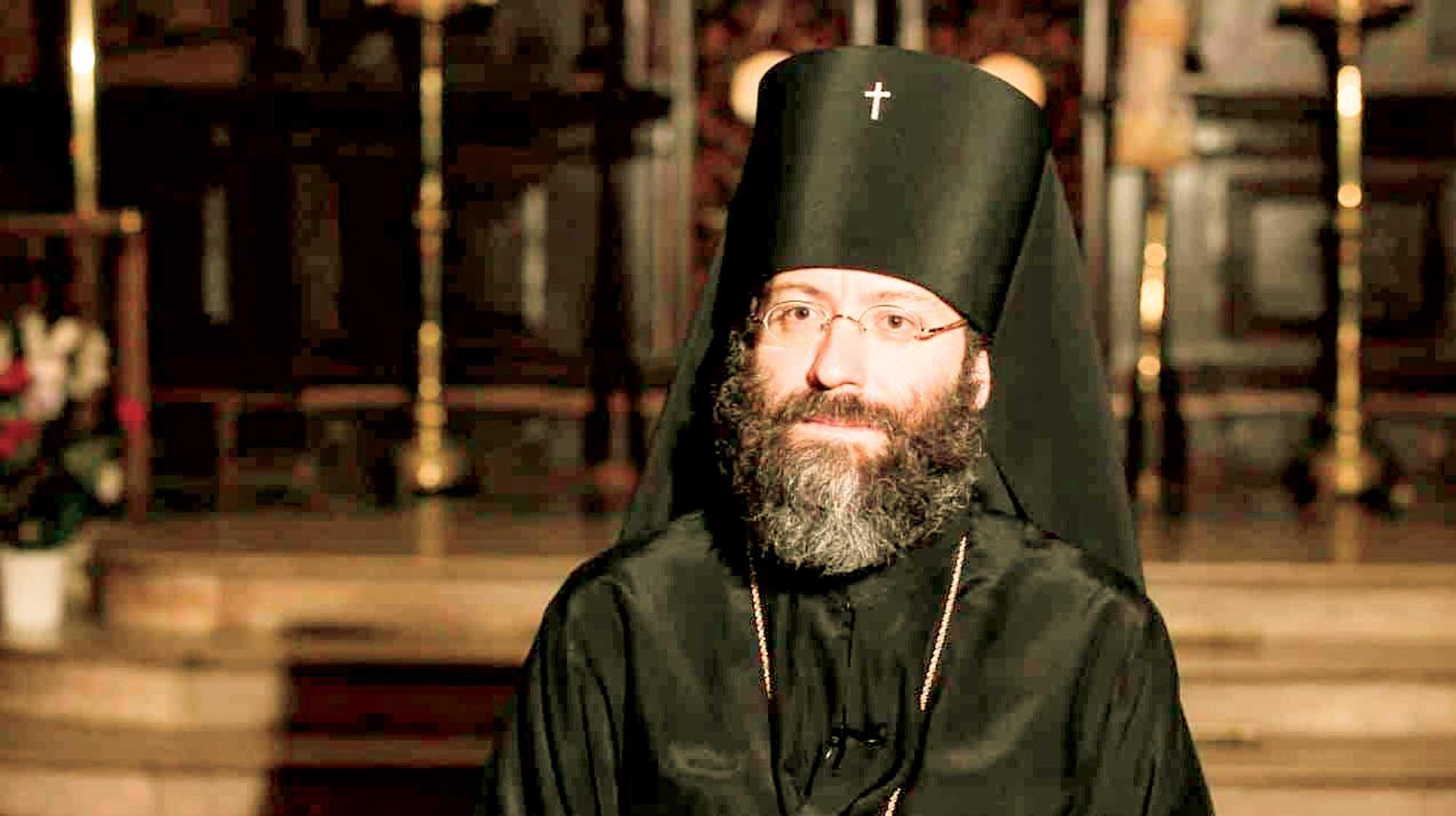 Un nou rector pentru Institutul Ortodox de la Chambesy