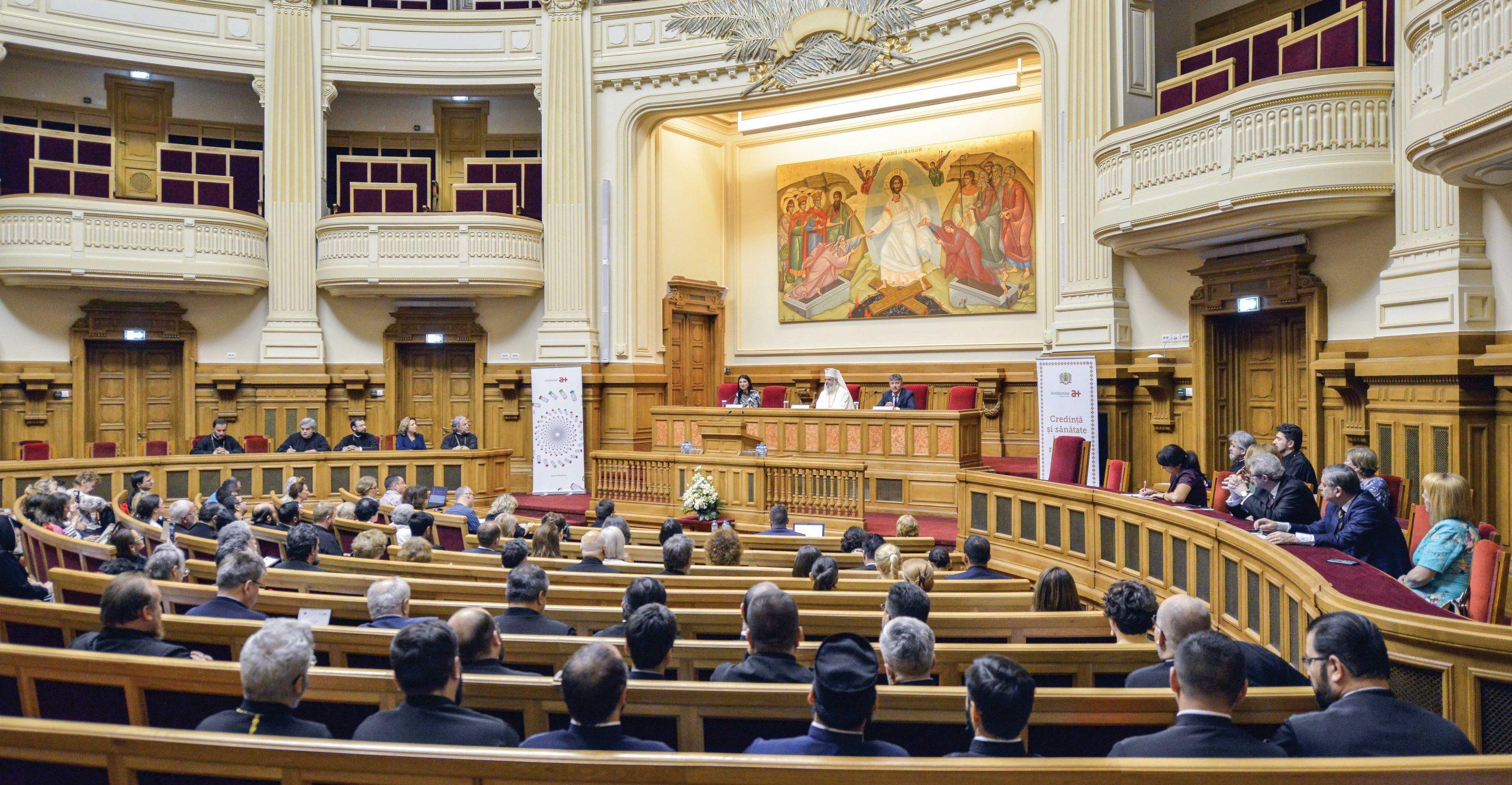 Conferință dedicată stării de sănătate a satului românesc
