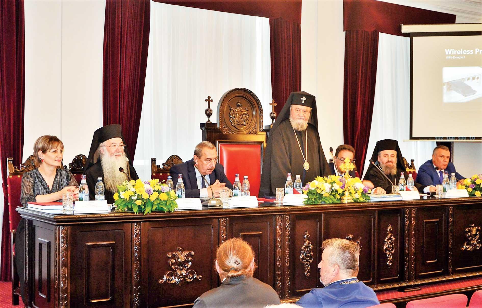 Episcopia Devei  și Hunedoarei a sărbătorit 10 ani de la înființare