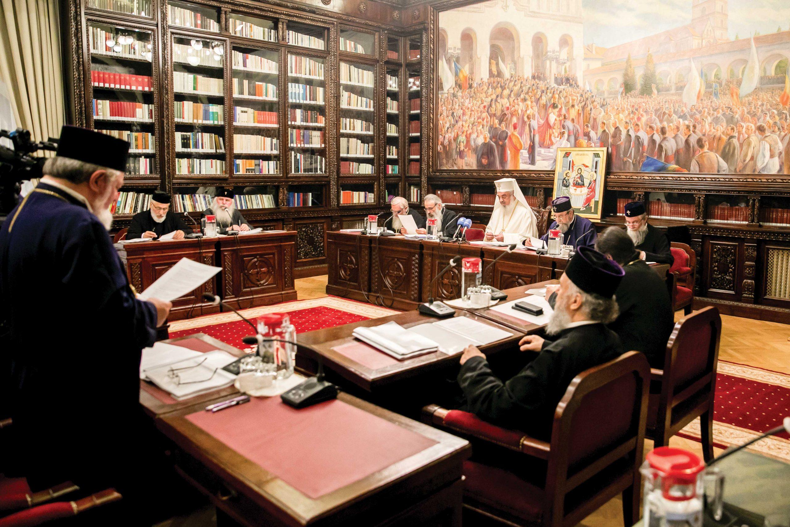Întâlnire pentru îmbunătățirea legislației bisericești