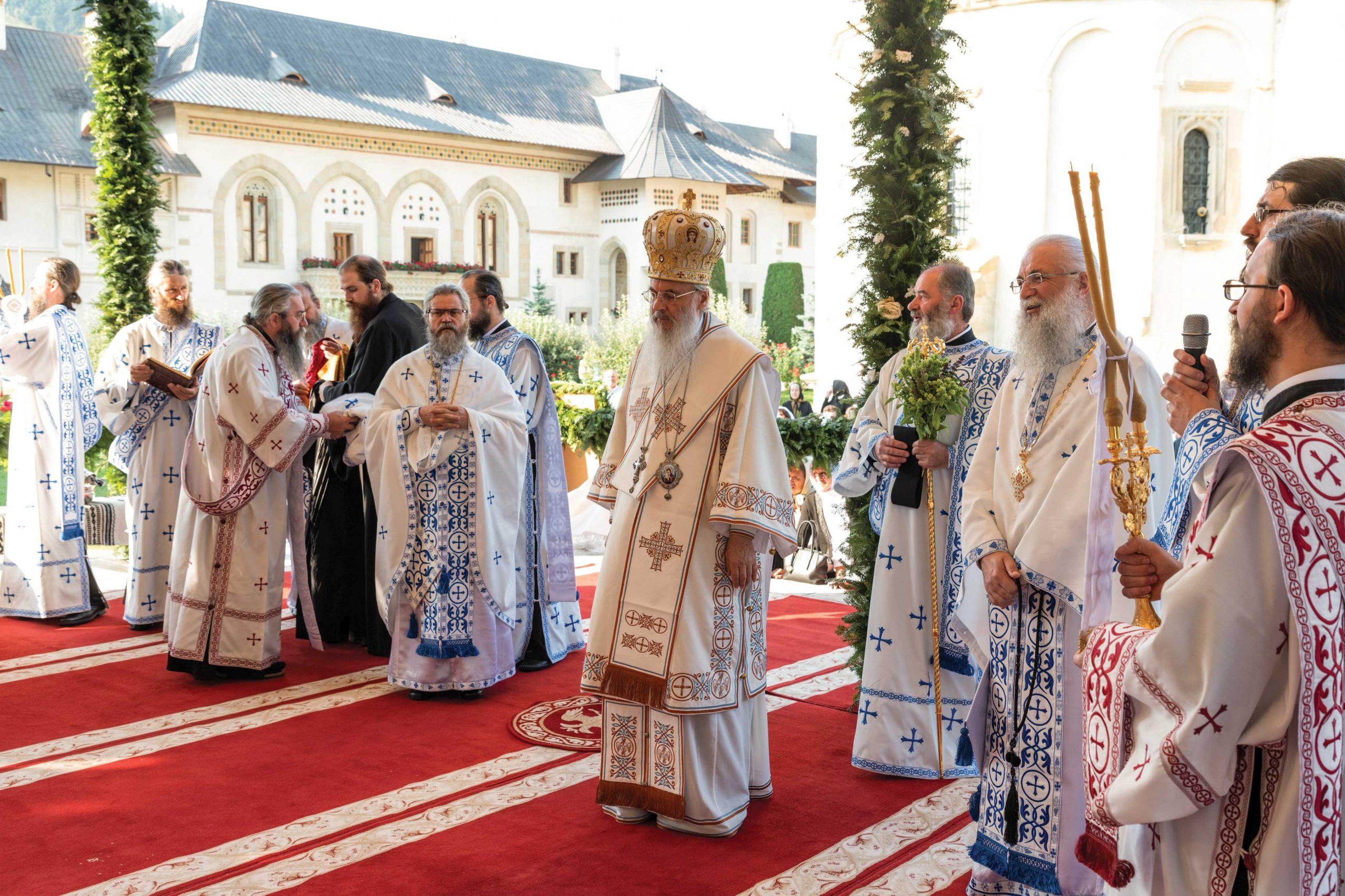 Putna – sărbătorirea împlinirii a 550 de ani de la sfinţirea mănăstirii