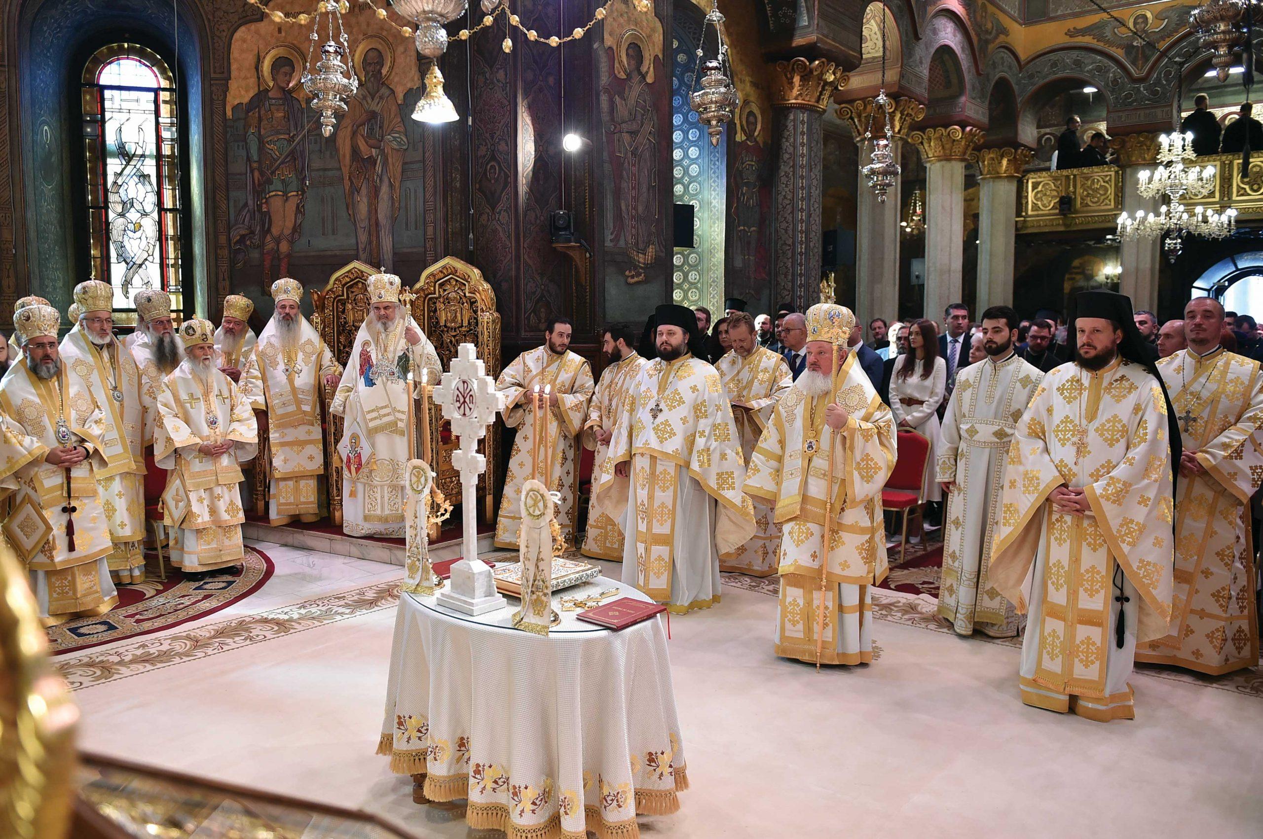 Patriarhul României, la 12 ani de la întronizare