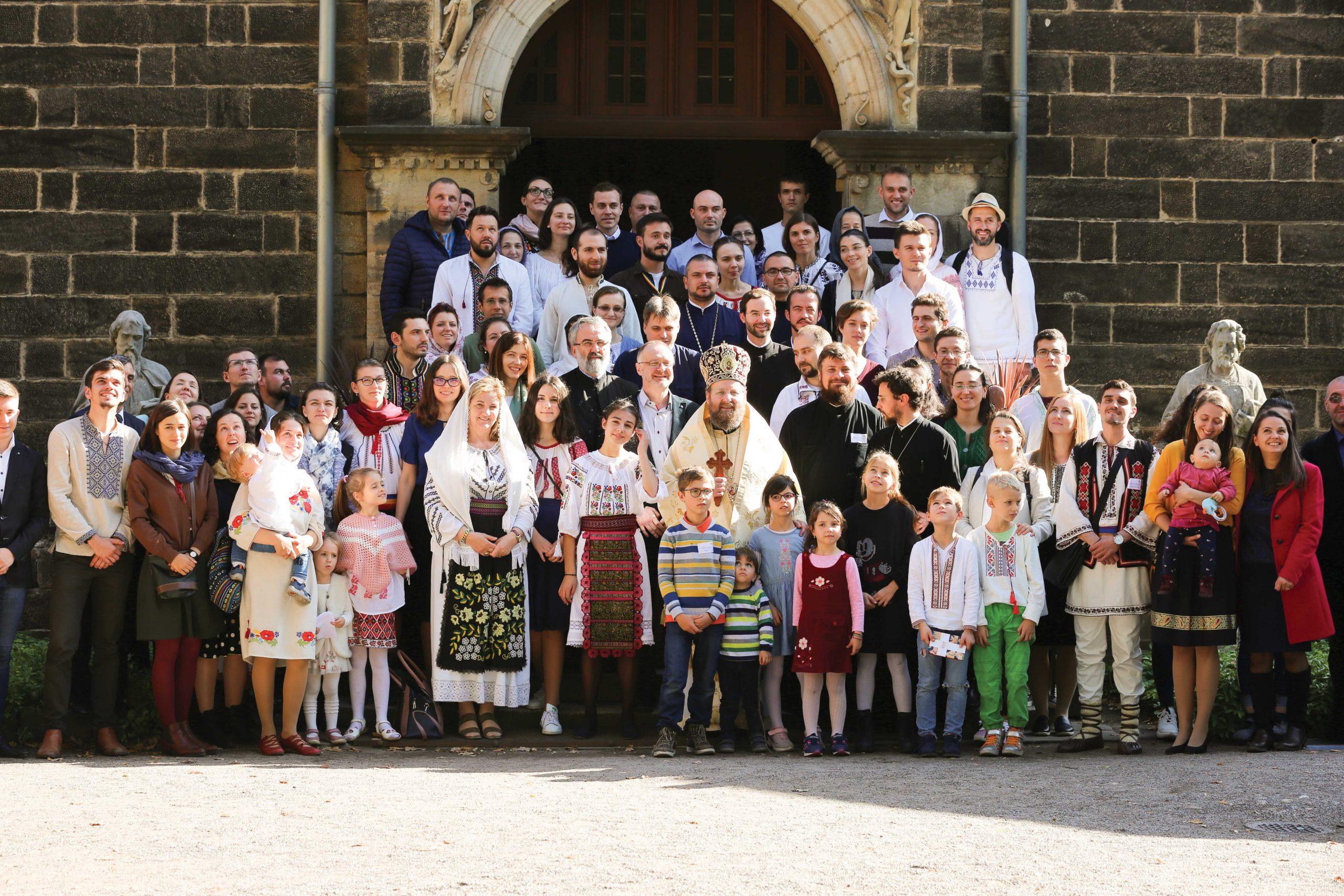 Întâlnirea tinerilor ortodocși români din Germania