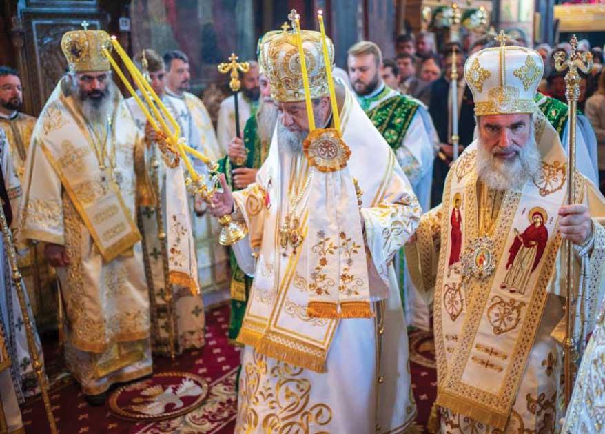 Aniversare în Arhiepiscopia Romanului și Bacăului