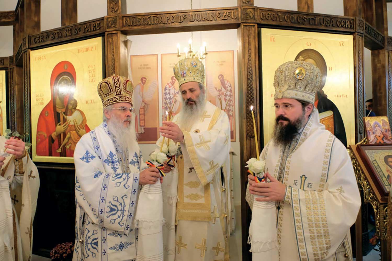 Biserici ortodoxe româneşti sfinţite  în Norvegia, Italia, Canada şi Elveţia