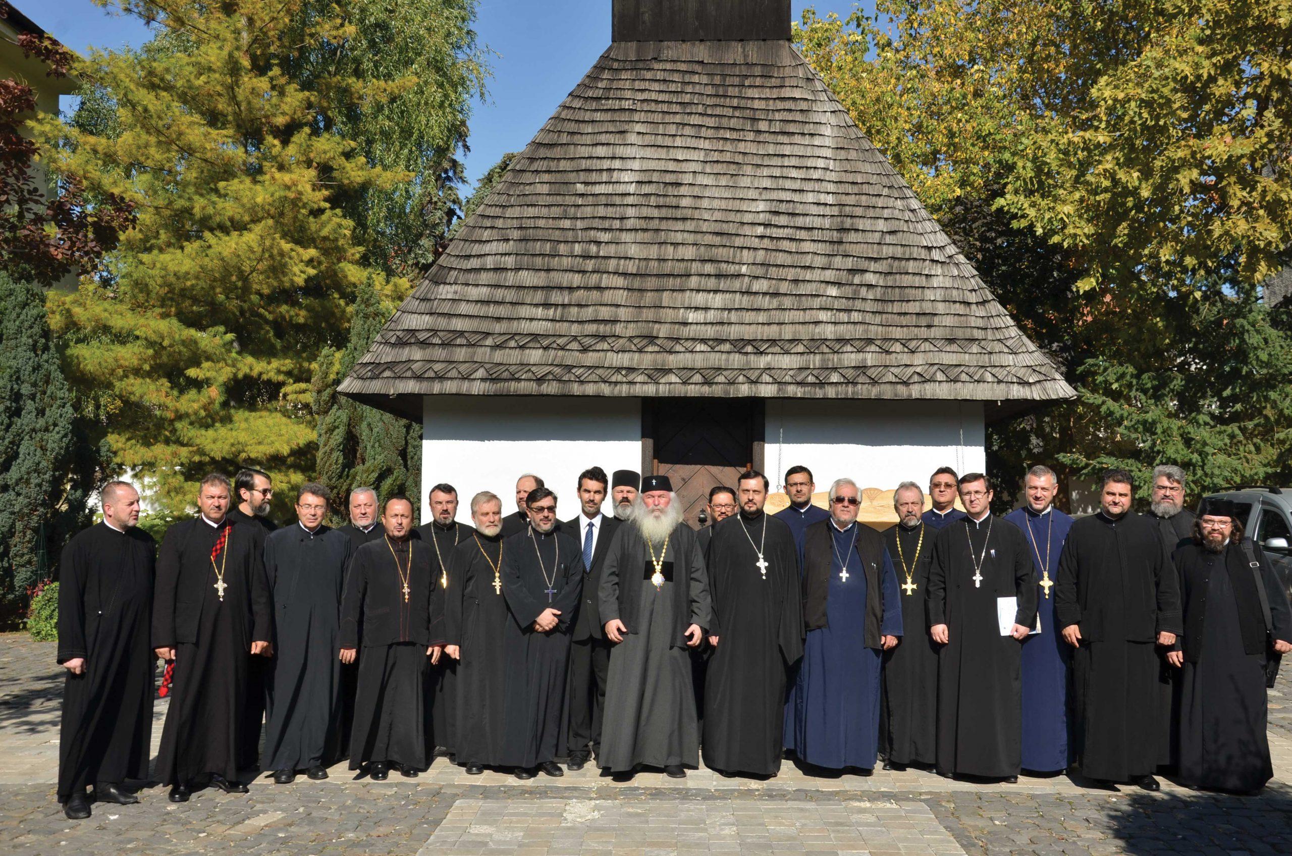 Întrunirea Colegiului decanilor facultăților de teologie, la Timișoara