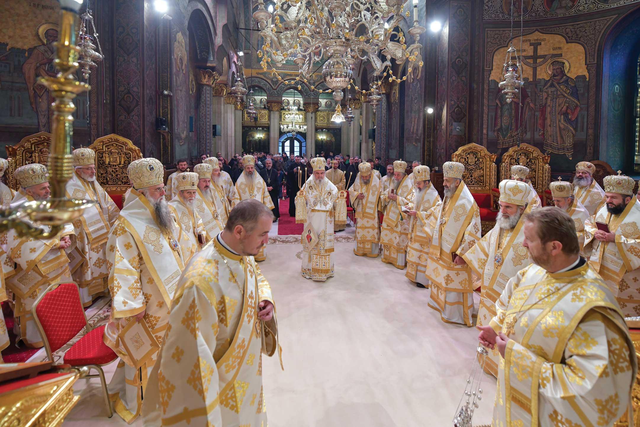 Rugăciune și recunoștință în ziua onomastică a Patriarhului României