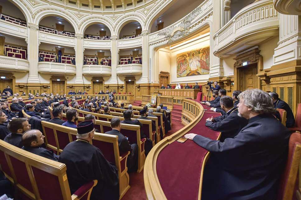 Conferință pastoral-misionară de toamnă la Palatul Patriarhiei