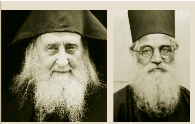Cuvioșii Sofronie Saharov şi Ieronim Simonopetritul,  canonizați de Patriarhia Ecumenică