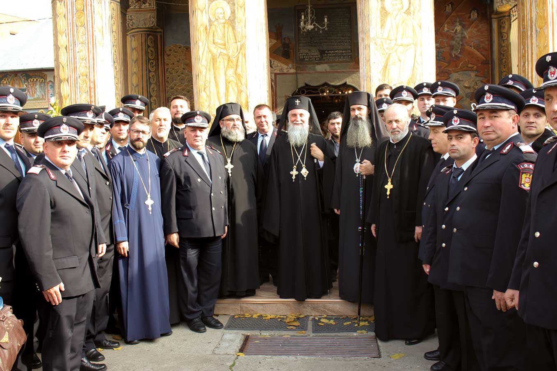 Procesiune cu moaștele Sfântului Iosif de la Partoş, la Craiova