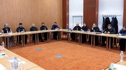 Întâlnirea anuală a consilierilor sociali din Patriarhia Română
