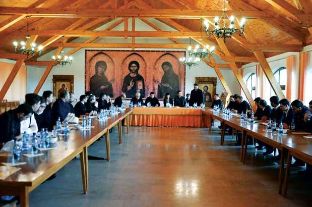 Întâlniri internaționale pe teme mariologice la Craiova și la Mănăstirea Timișeni-Șag