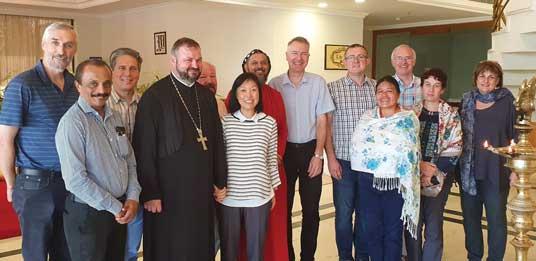 Întâlnire  despre misiunea creștină la Kerala, India