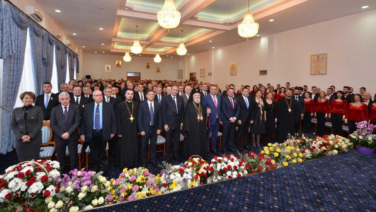 Moment aniversar pentru Arhiepiscopul Târgoviștei
