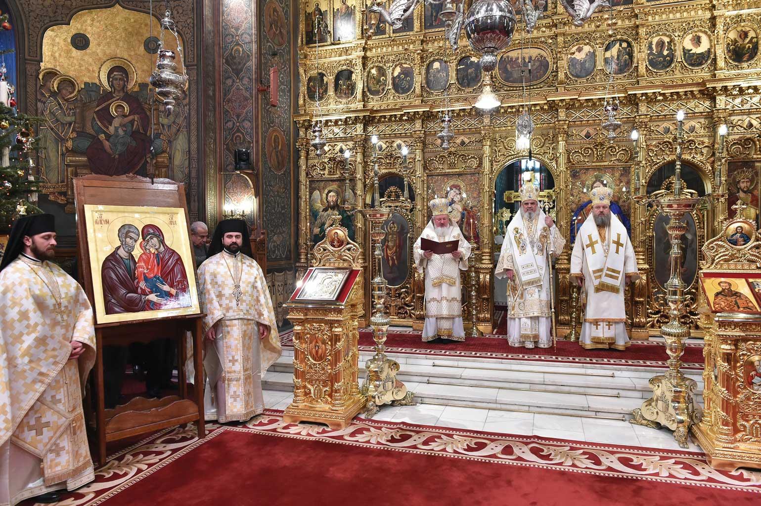 Proclamarea solemnă a Anului omagial și comemorativ 2020 în Catedrala Patriarhală