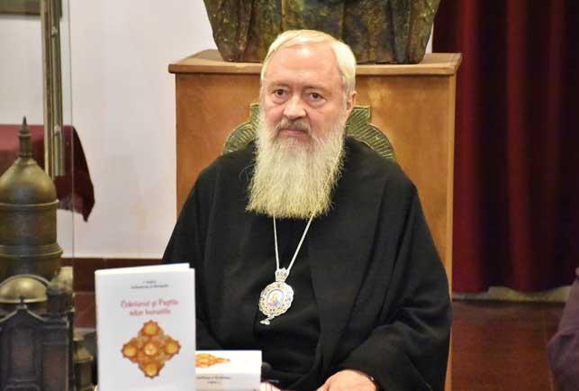 30 de ani de la hirotonia întru arhiereu a Mitropolitului Andrei