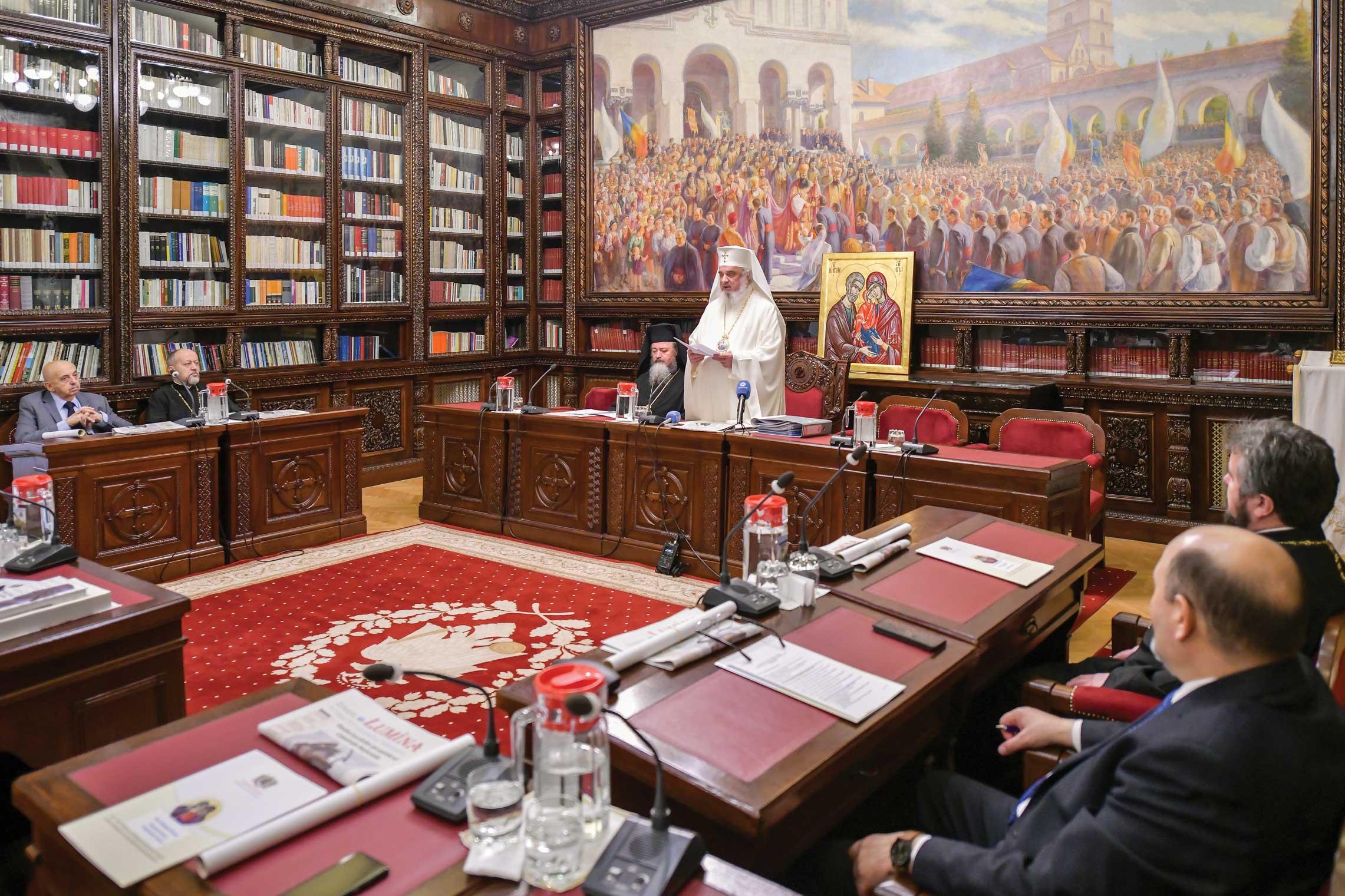 Omagierea satului românesc şi evocarea patriarhilor cărturari