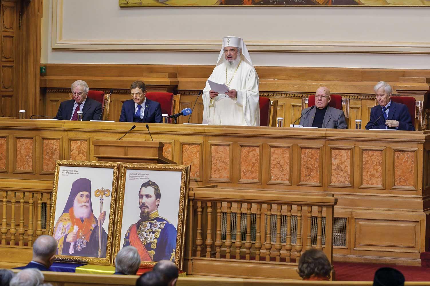 Biserica a promovat unitatea, libertatea şi demnitatea poporului român