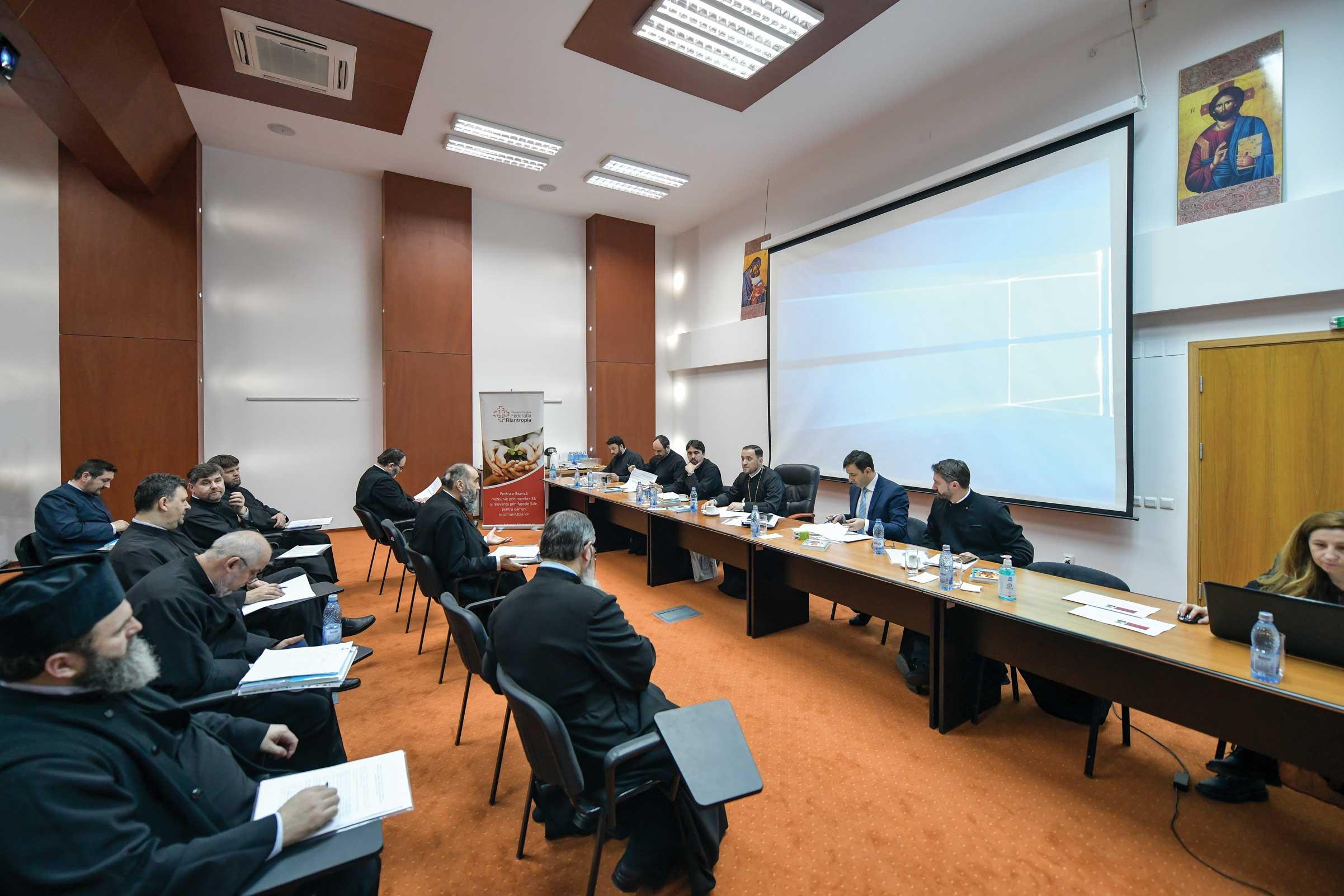 Adunarea Generală a Federației Filantropia, la București