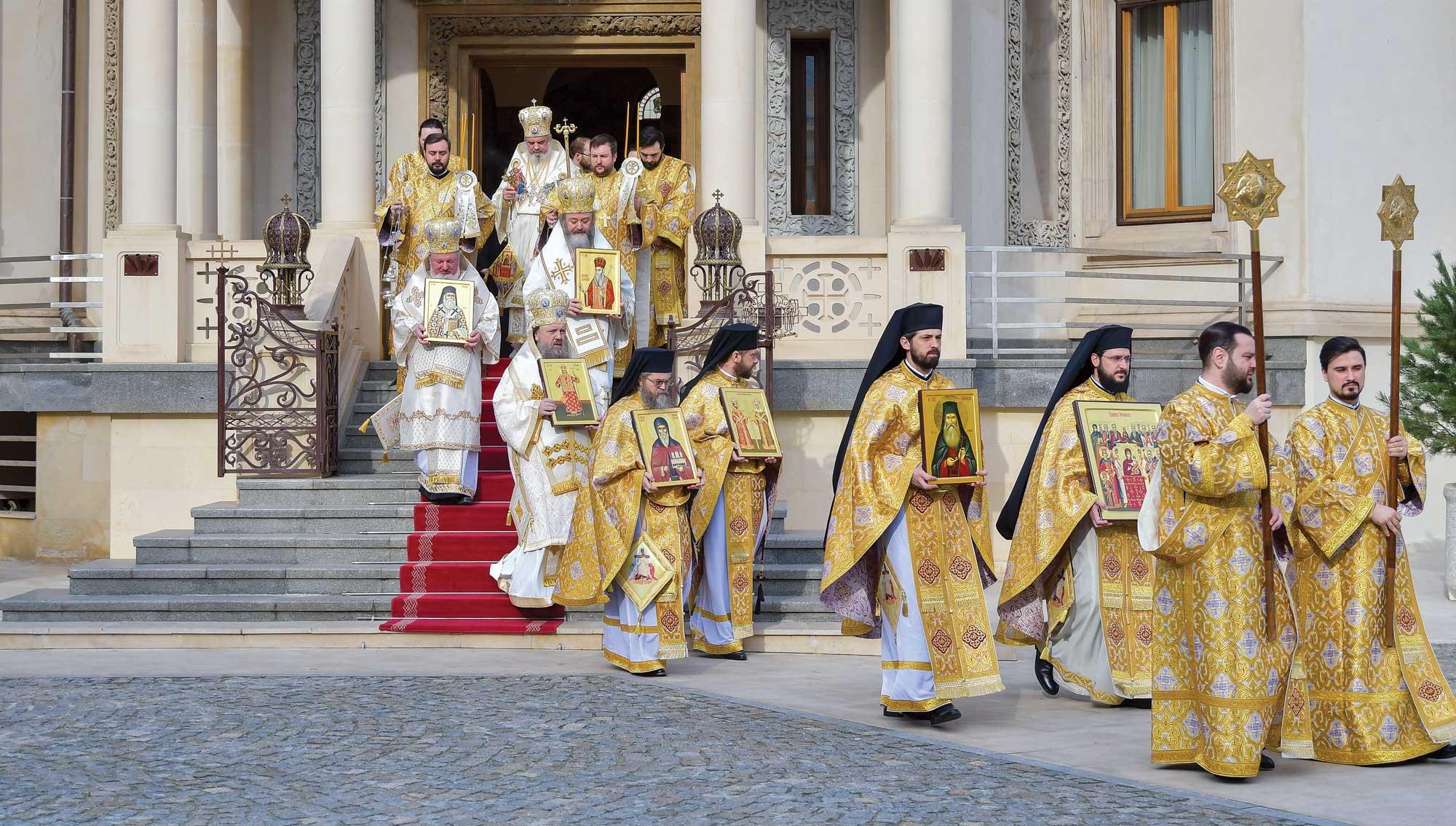 Patriarhul României, la împlinirea a 30 de ani  de la hirotonia întru arhiereu