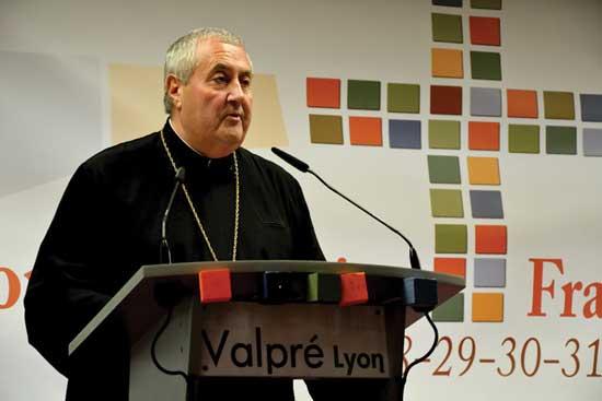 Părintele profesor Ioan Sauca, secretar general al  Consiliului Mondial al Bisericilor
