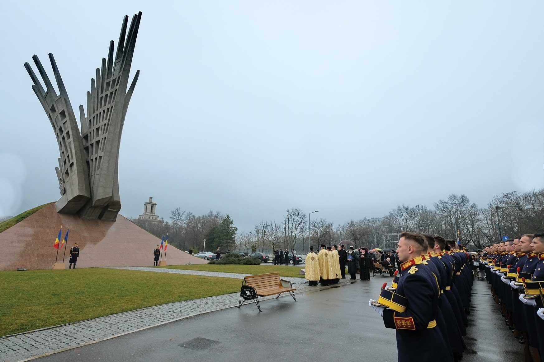 Comemorarea deținuților  și luptătorilor anticomunişti  la Bucureşti
