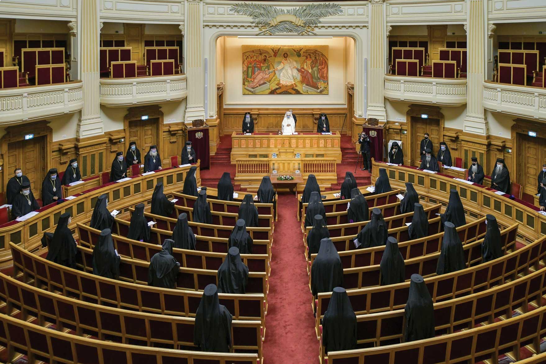 Noi hotărâri ale Sfântului Sinod al Bisericii Ortodoxe Române