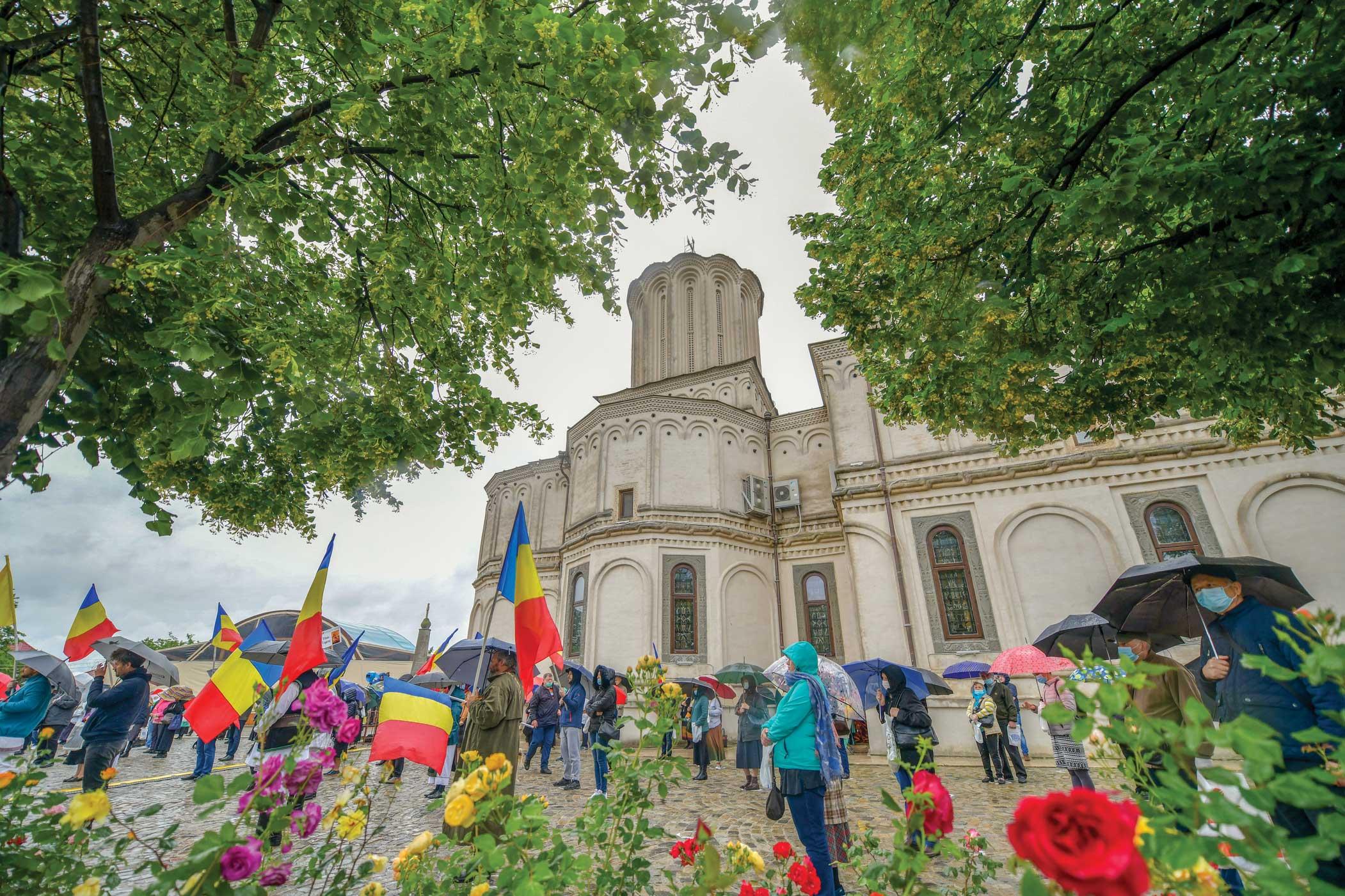 Hramul istoric al Catedralei Patriarhale, prăznuit în condiții speciale