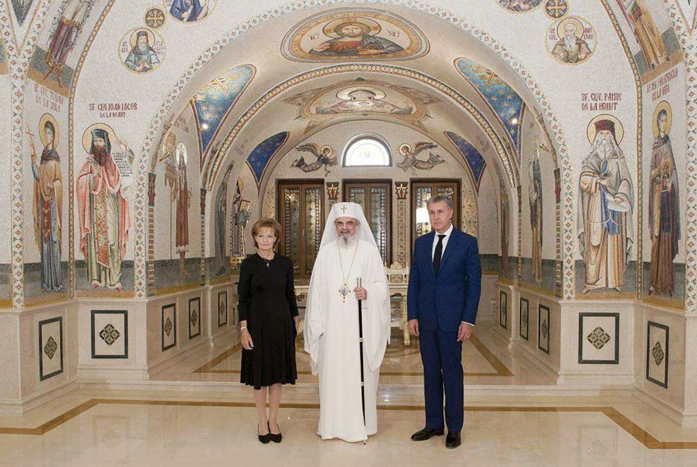 Mesaj de felicitare al Patriarhului României la Ziua Naţională a Regalităţii